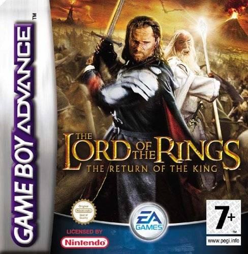 Le Seigneur des Anneaux : Le Retour du Roi GBA