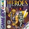 Heroes of Might & Magic GBC Ver.