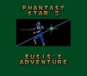 Phantasy Star II Text Adventure: Eusis's Adventure (Phantasy Star II Text Adventure: Eusis no Bouken *Phantasy Star 2 Text Adventure*)