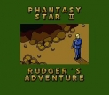 Phantasy Star II Text Adventure: Rudger's Adventure (Phantasy Star II Text Adventure: Rudger no Bouken *Phantasy Star 2 Text Adventure*)