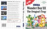 Wonderboy 3: The Dragon's Trap (Monster World II: Dragon no Wana, *Wonderboy III, Monster World 2*)
