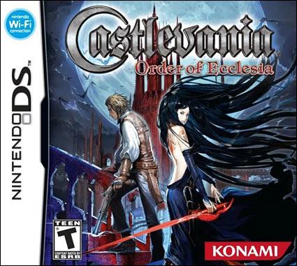 Castlevania : Order of Ecclesia DS