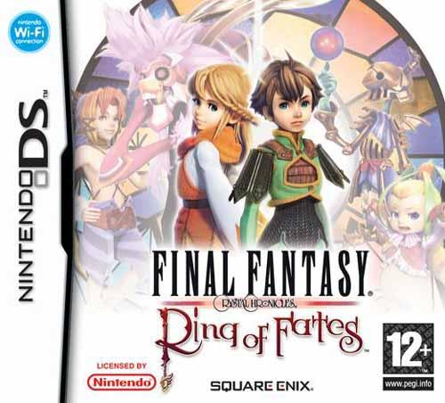 Final Fantasy Crystal Chronicles : Ring Of Fates DS