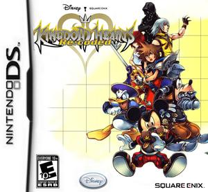 NDS 5363 Kingdom Hearts: Re-Coded (Europe) Multi 5 CLEAN (uploadbox)