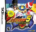 Mega Man Battle Network 5: Double Team DS (Mega Man Battle Network 5 DS: Twin Leaders, Battle Network Rockman EXE 5 DS: Twin Leaders, *Mega Man Battle Network V*)