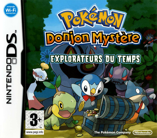 Pokemon Total Nds Fr [MU link]