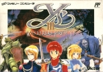 Ys III: Wanderers from Ys (*Ys3: Wanderers from Ys*)