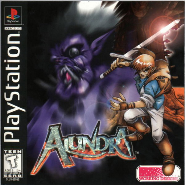 download Alundra PS1