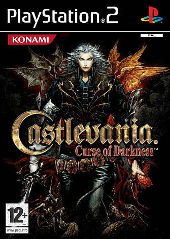 Castlevania curse of darkness akumajou dracula yami no juin