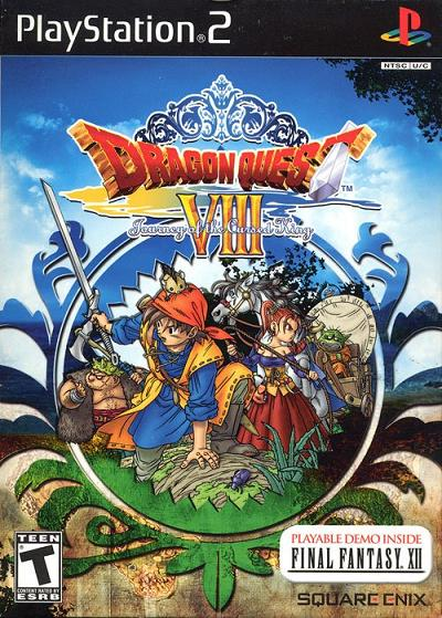 dragon quest 8 walkthrough pdf