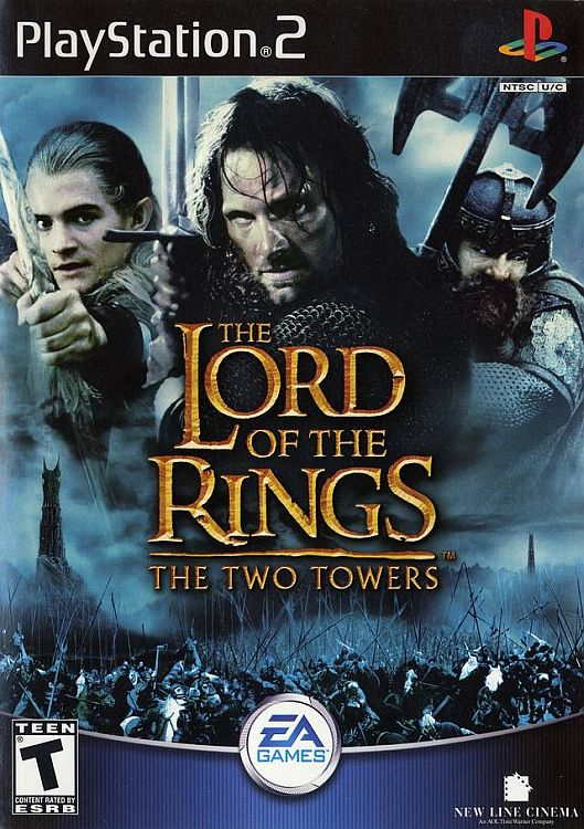 Lord Of The Rings Two Towers Playstation  Walkthrough