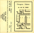 Dungeon Master: An Aid for AD&D