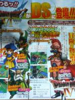 Scans Dragon Quest IV: L'épopée des Elus