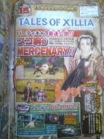 Scans Tales of Xillia