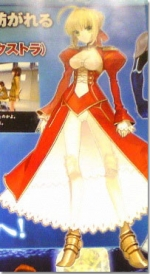 Scans Fate/Extra