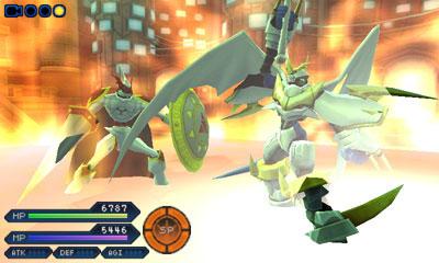 Digimon World Re:Digitize Decode Fiche RPG (reviews