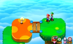Screenshots Mario & Luigi: Superstar Saga + Bowser's Minions