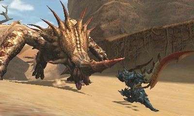 Monster Hunter 4 ultimate 3ds eur rom