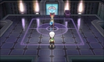 Screenshots Pokémon Saphir Alpha