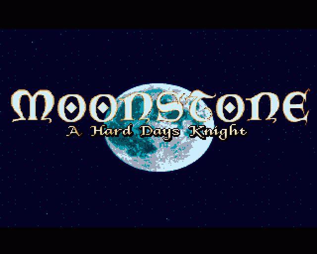 Tes meilleurs souvenirs d'AMIGA 500 ( gros )   Moonstone__a_hard_days_knight_screen_15