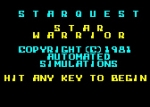 Screenshots Star Warrior