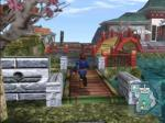 Screenshots Skies of Arcadia Yafutoma, le village asiatique, magnifique