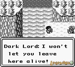Not Zelda.