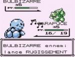 Screenshots Pokémon Bleu