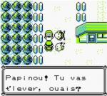 Screenshots Pokémon Jaune