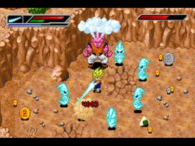 Screenshots Dragon Ball Z: Buu's Fury