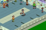 Screenshots Mega Man Battle Network 3 White