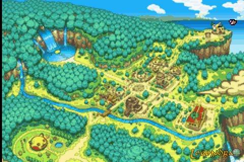 Screenshots Pokémon Donjon Mystère: Equipe de Secours Rouge