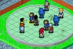 Screenshots Yu Yu Hakusho: Tournament Tactics Le tournoi