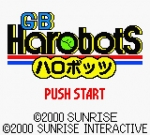 Screenshots GB Harobots