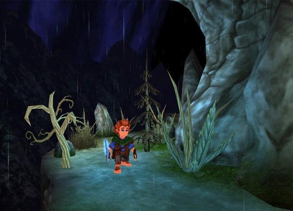Screenshots Bilbo: Le Hobbit