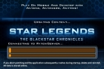 Screenshots Star Legends: The Blackstar Chronicles