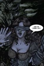 Screenshots The Witcher 2 Interactive Comic Book