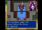 Screenshots Shining Force CD Que neni!