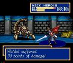 Screenshots Shining Force CD Le boss final du premier scénario