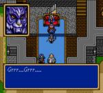 Screenshots Shining Force CD Les troupes de Cypress n'inspirent guère confiance