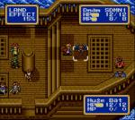 Screenshots Shining Force CD Le premier combat
