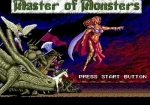 Screenshots Master of Monsters