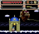 Wonderboy in Monster World