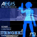 Screenshots Aegis The First Mission