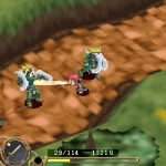 Screenshots Ys IV: Mask of the Sun