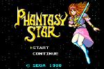 Screenshots Phantasy Star