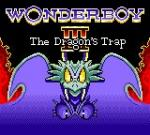 Screenshots Wonderboy 3: The Dragon's Trap L'écran titre, banal