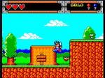 Screenshots Wonderboy in Monster World Le début du jeu