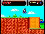 Screenshots Wonderboy in Monster World On peut même sauter, quelle aventure!