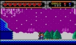 Screenshots Wonderboy in Monster World Le monde de glace